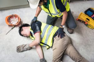 elevator accident at construction site accident new york